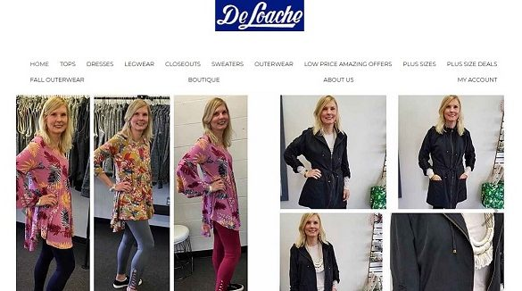 DNN ecommerce websites Burlington- SCR Portfolio
